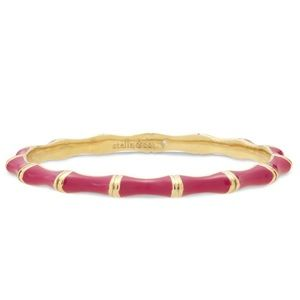 Stella & Dot - Julep Bangle - Pink